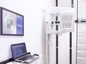 tecnologia di radiologia digitale studio dentistico Tosco Milano