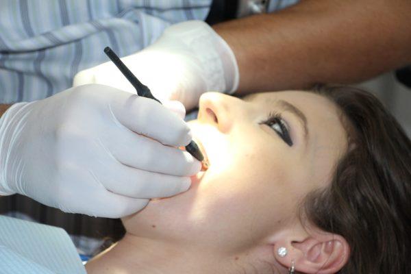 tumore della bocca diagnosticato dal dentista